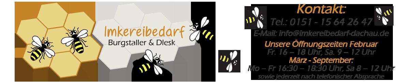 Imkereibedarf Burgstaller & Dlesk