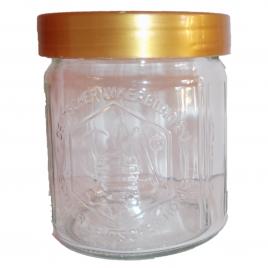 DIB-Honiggläser 500g mit Plastikdeckel