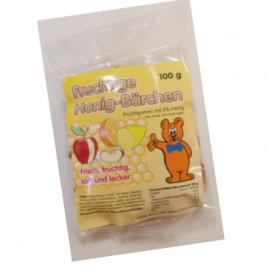 Fruchtige Honig-Bärchen 100g