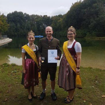 Honigprämierung Verbandstag in Markt Schwaben am So. 17.09.2017