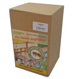 Lixum Bio Lasur 300ml Ausreichend für 3 Komplett Beuten, verschieden Farben