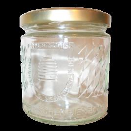 Original Bayerisches Honigglas 250g mit Blechdeckel
