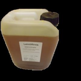 Leinölfirnis 5 Liter