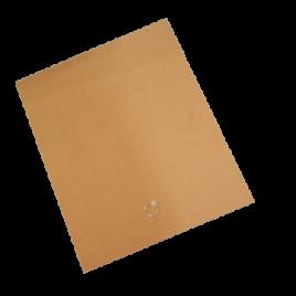 Herold-Deckel aus Hartfaser, ohne Spundloch