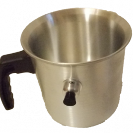 Wachs-Gießtopf 2 Liter