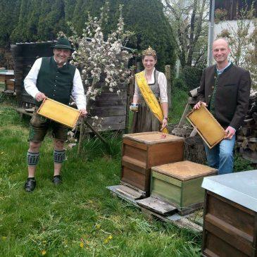 Bericht im Bayerischen Bienen – Blatt VBB 2021